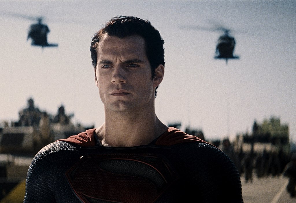 Man of Steel  Who's starring: Henry Cavill, Amy Adams, Russell Crowe, and Kevin Costner Why we're interested: We're hoping Christopher Nolan does the same thing for Superman that he did for Batman, though Nolan only cowrote and produced this new installment. Zack Snyder directed this story, which sees Brit Cavill in the blue-and-red suit; it looks much moodier and more dramatic than the Superman we've met before. When it opens: June 14 Watch the latest trailer for Man of Steel.
