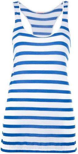 Maison Scotch stripe print vest
