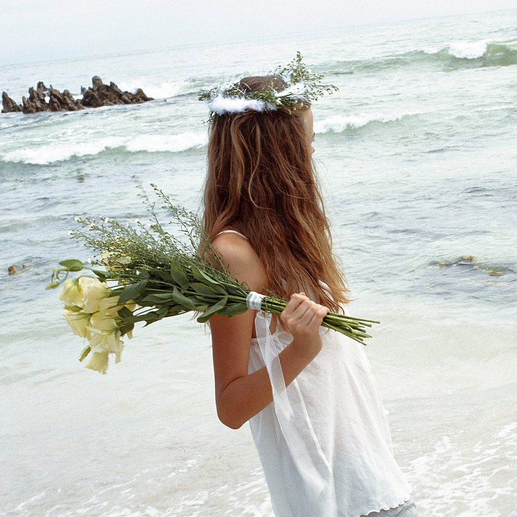 best beach wedding dresses popsugar fashion