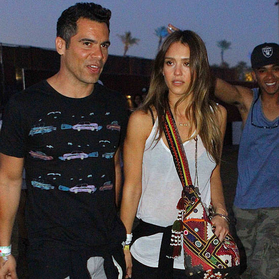 Pictures of Celebrity Style at 2013 Coachella Weekend 2!
