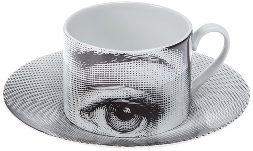 Fornasetti Cup and Saucer