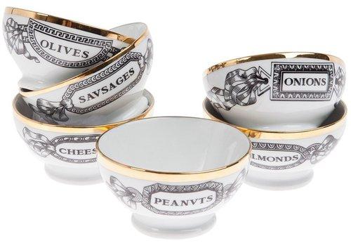 Fornasetti bowl set