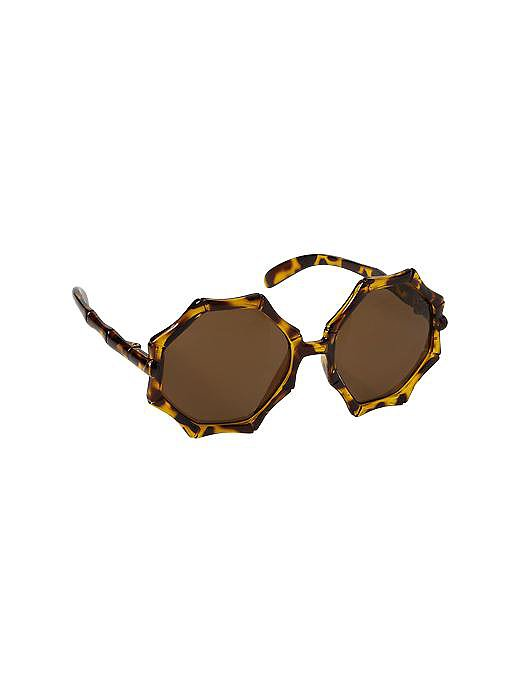 These bamboo sunnies ($10) are fashion forward and fit for a day at the pool!