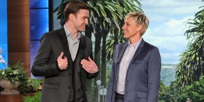 Video: JT Gushes to Ellen About Married Life Wth Jessica and More Headlines!