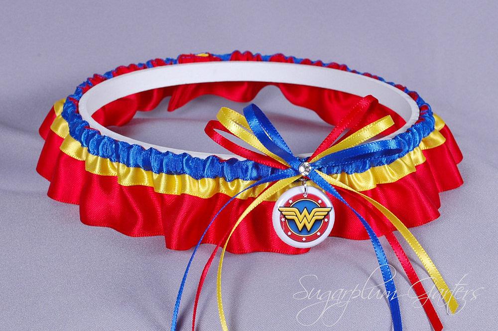 Wonder Woman Garter
