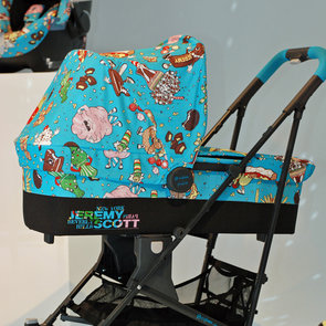 Jeremy Scott For Cybex Stroller Pictures