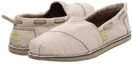SKECHERS - Bobs Chill - Recycle (Natural) - Footwear