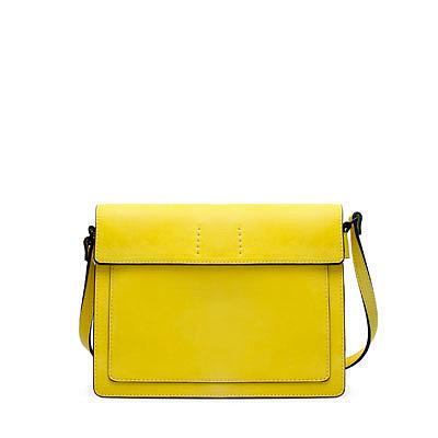 Image 1 of MESSENGER BOX BAG from Zara