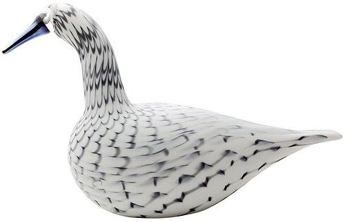 Iittala Whooper Swan Gray