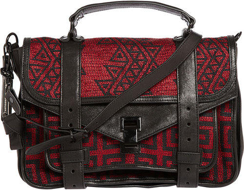 Proenza Schouler PS1 Medium Columbian Mochilla