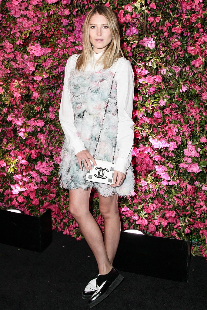Dree Hemingway wore Resort 2013 Chanel at Chanel's Tribeca Film Festival Artists Dinner in New Yo