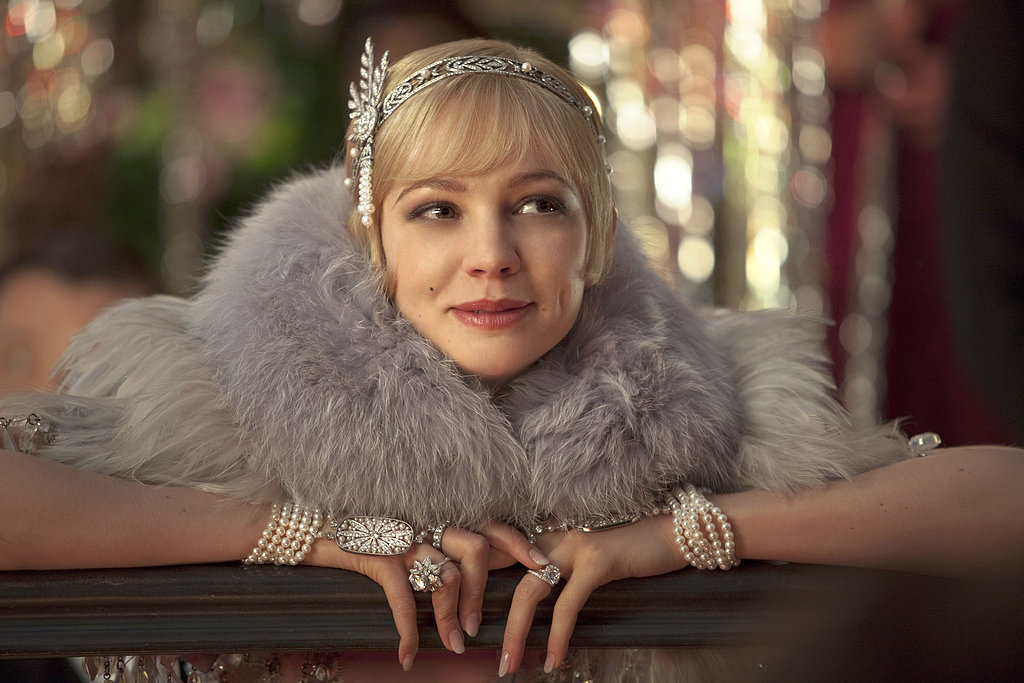 Carey Mulligan as Daisy Buchanan dripping in Tiffany & Co. jewels is the perfect jumping-off point for any Gatsby-inspired ensemble.