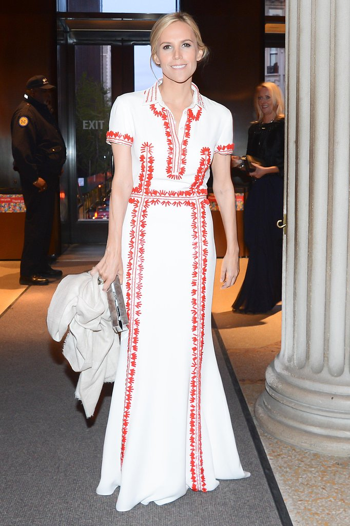 Tory Burch at The Society of MSKCC and Harry Winston's sixth annual Spring Ball in New York. Source: Joe Schildhorn/BFAnyc.com