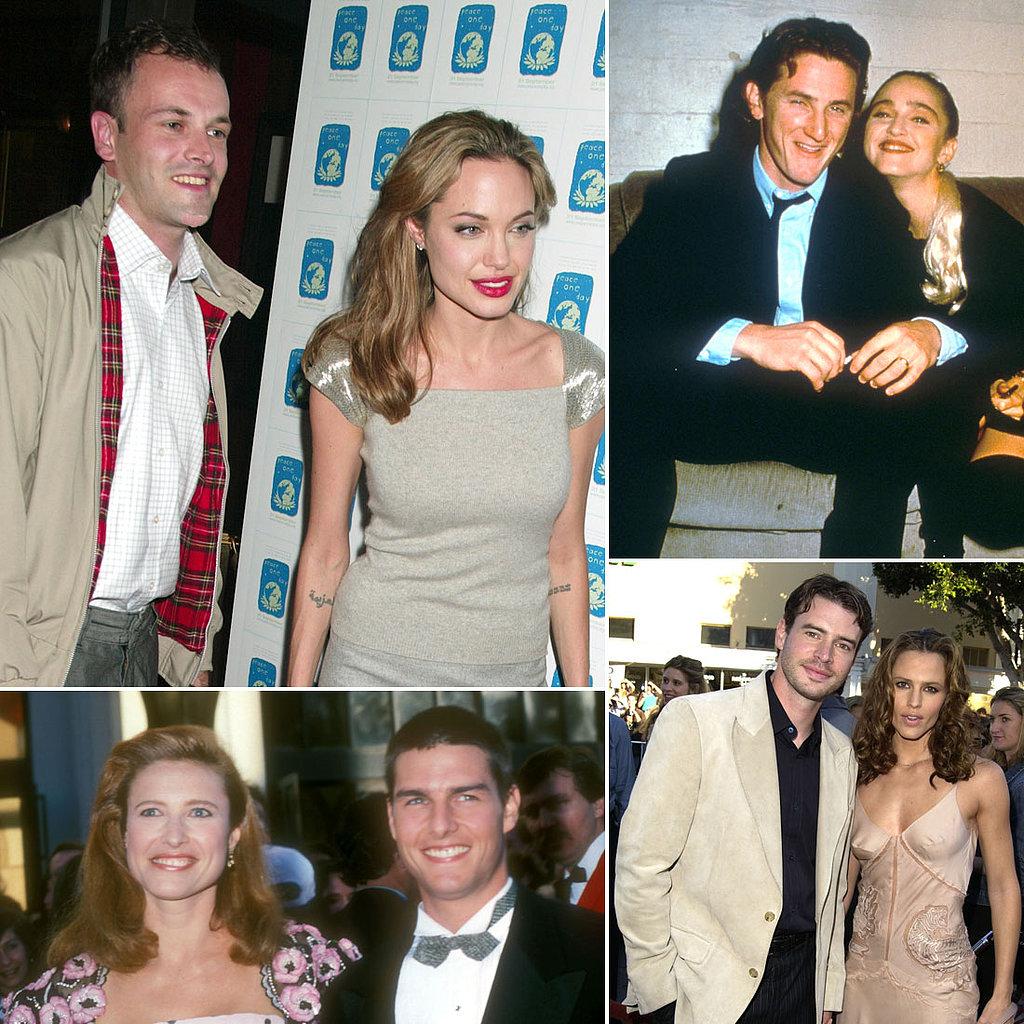 Remember Angelina Jolie's First Husband, Jonny Lee Miller