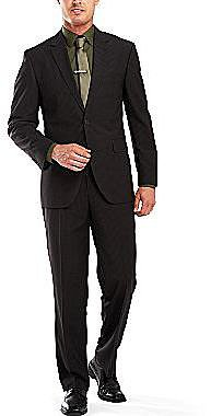 JF J.Ferrar® Black Stripe Suit Separates