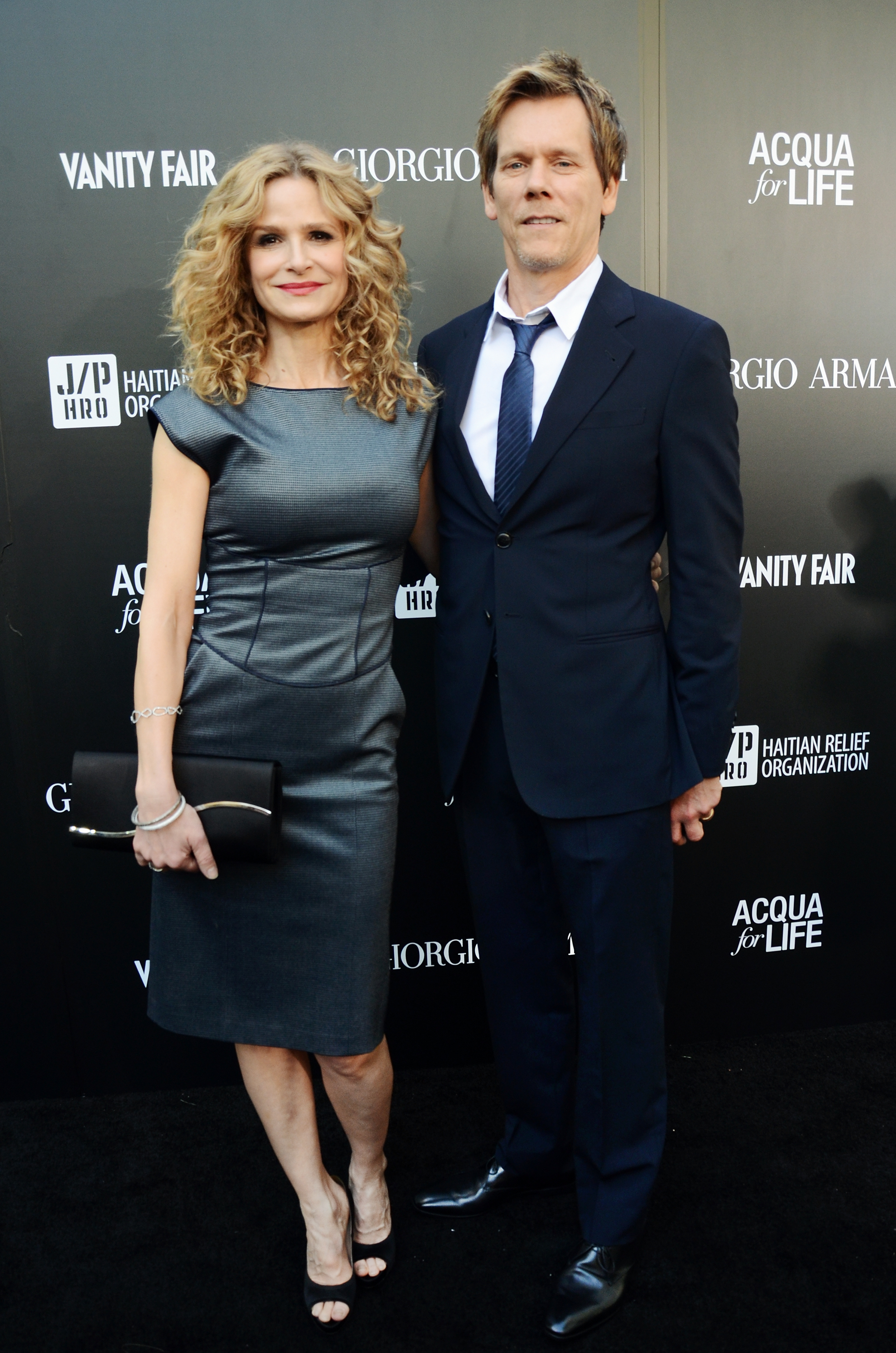 Kevin bacon and kyra sedgwick walked the black carpet for Kevin bacon and kyra sedgwick news