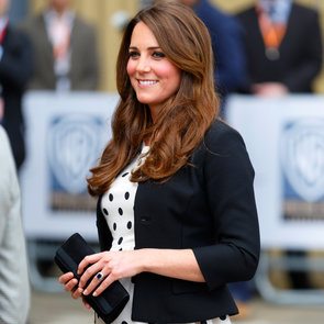 Found! Buy Kate Middleton's Spotted Topshop Dress Online Now