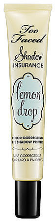 Too Faced Shadow Insurance Lemon Drop Color Correcting Eye Shadow Primer