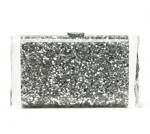 Edie Parker Lara Jagged Edge Clutch
