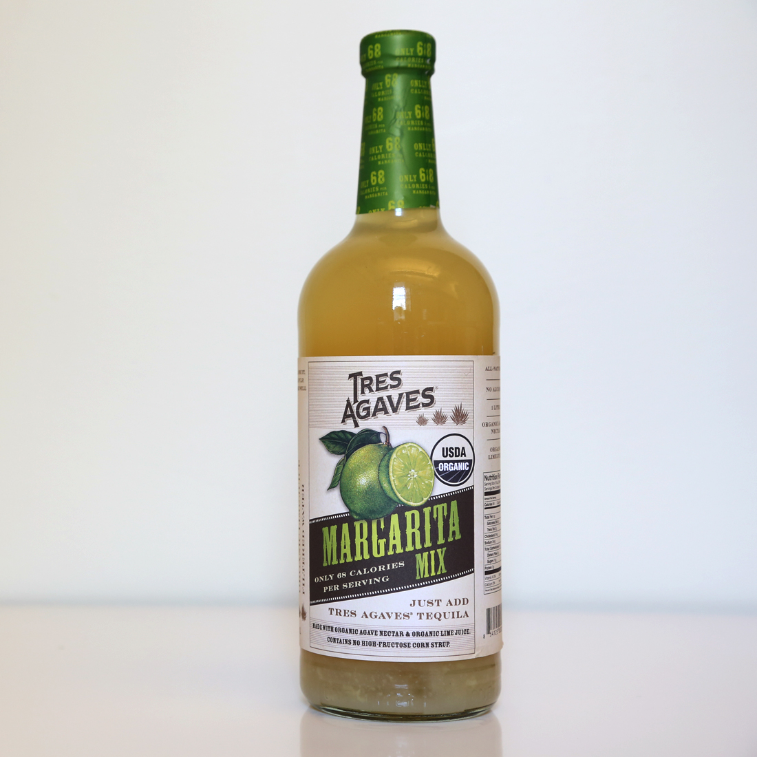 Tres Agaves Organic Margarita Mix | Set Aside Neon Bottles For These ...