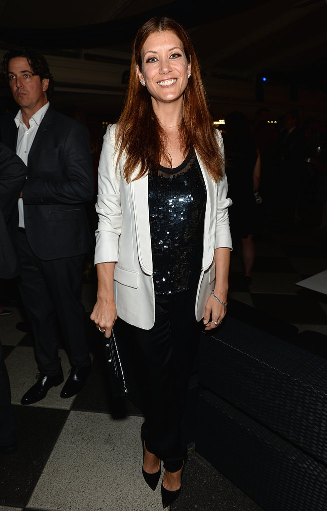 Kate Walsh swung by The New Yorker's party.