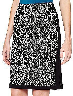 Worthington® Lace Pencil Skirt