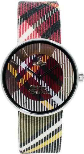Vivienne Westwood Tartan Watch