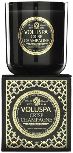 Voluspa 'Maison Noir - Crisp Champagne' Scented Candle