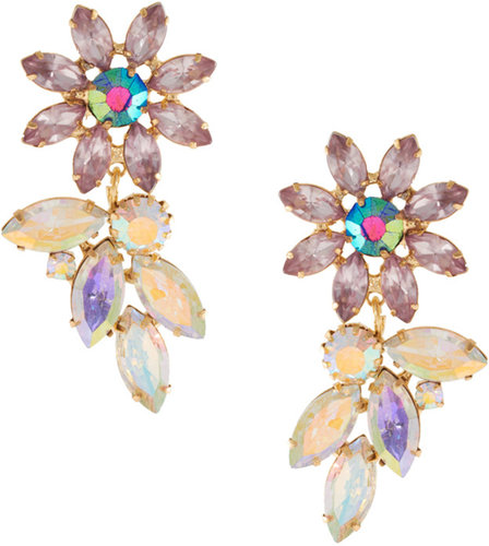 ASOS Flower Petal Earring