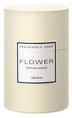 フラワー FRAGRANCE SOAP mimosa acacia
