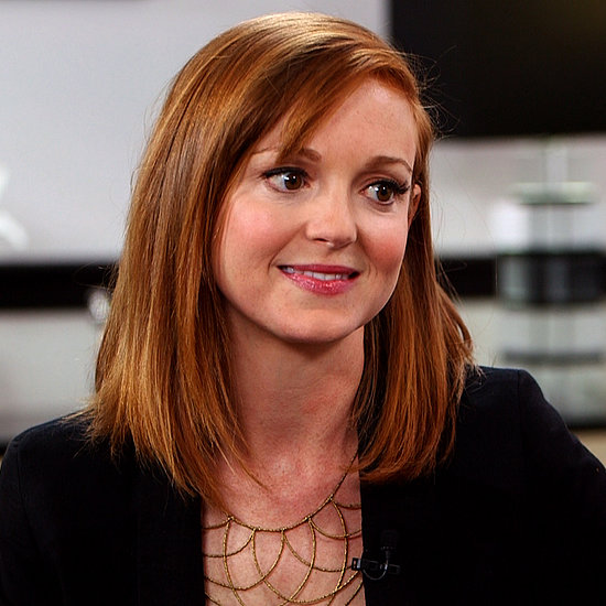 Jayma Mays Interview on Raven and Lily and Glee (Video)