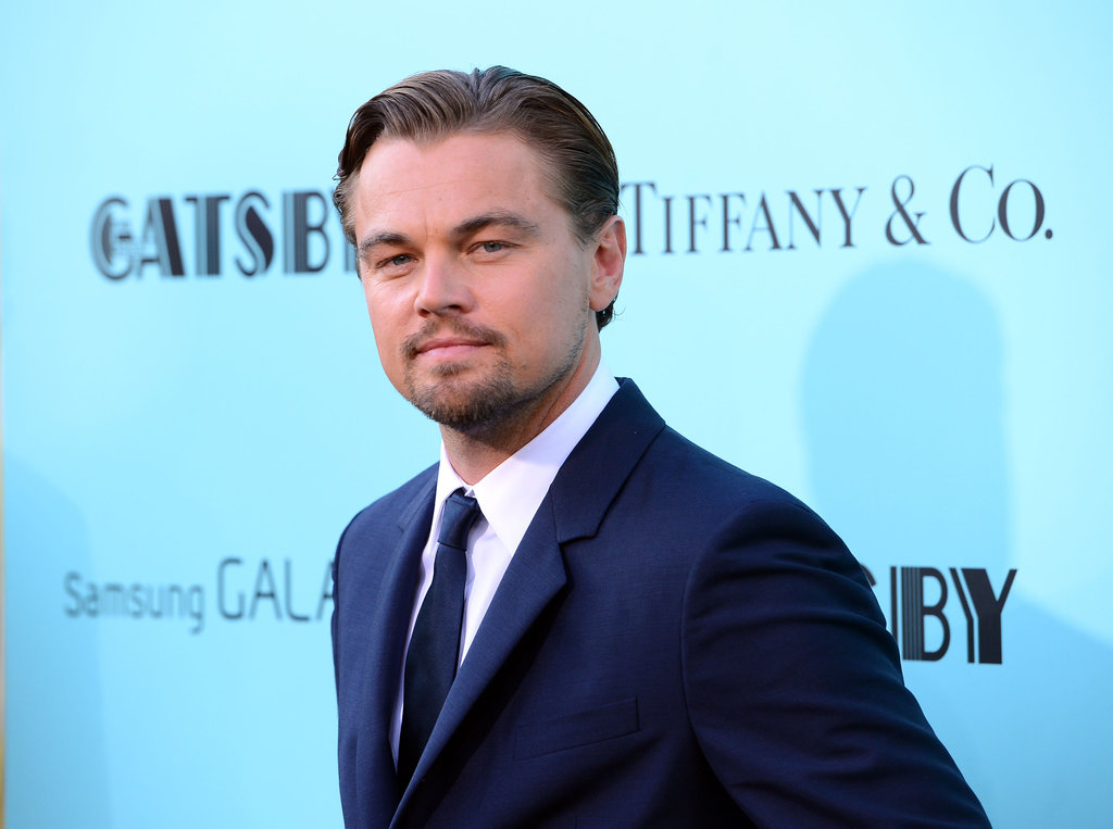 Leonardo DiCaprio walked the red carpet at the NYC premiere of The Great Gatsby.