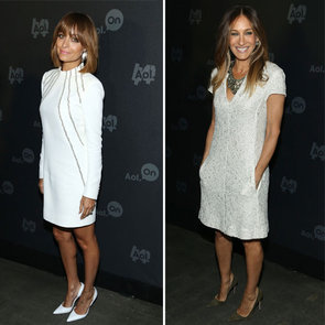 Who Wore White Best: Nicole Richie or Sarah Jessica Parker?