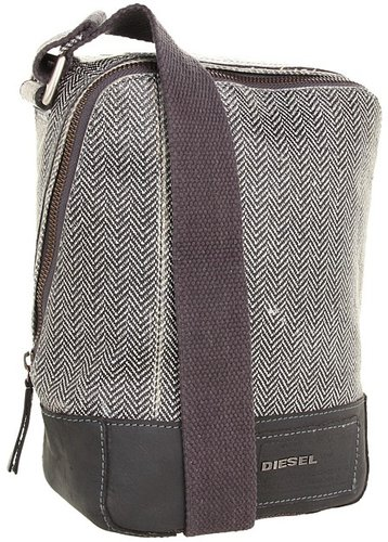 Diesel - Mad Worlds Thunder (Grey) - Bags and Luggage