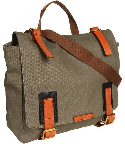 Marc by Marc Jacobs - Simple Canvas Hugo (Bamboo) - Bags and Luggage