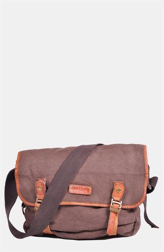 Bed Stu 'Parker' Washed Canvas Messenger Bag
