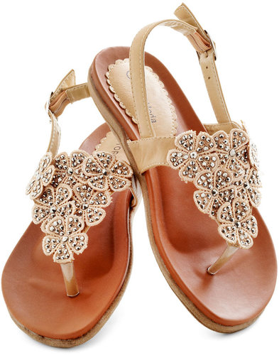 Flora Fascination Sandal