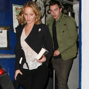 Jennifer Lawrence and Nicholas Hoult Back Together | Video