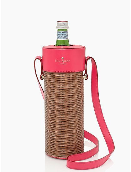 Pop in your mom's favorite bottle of bubbly or sparkling water before gifting her this Kate Spade Pack a Picnic Champagne Box ($98).