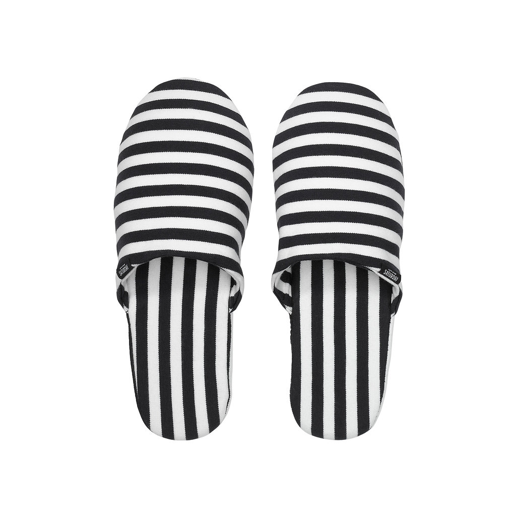 We're smitten with Kate Spade Saturday's Zipper Slippers ($35) — they even come with a zippered pouch for easy traveling.