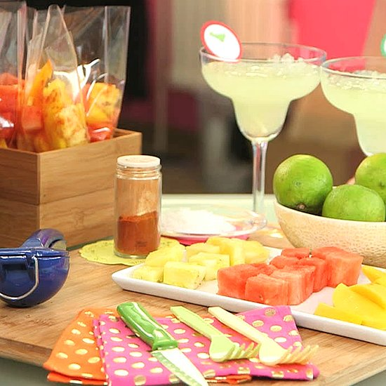 Fruit With Chili and Lime Recipe   Video