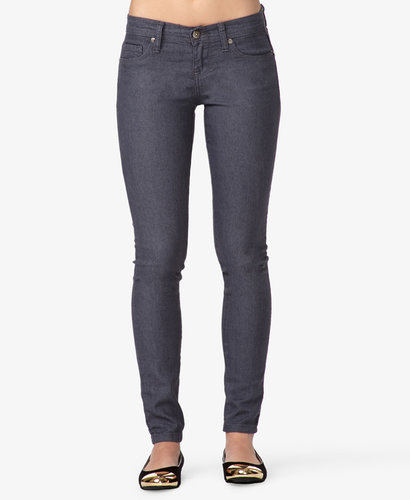 FOREVER 21 Stretch Skinny Jeans