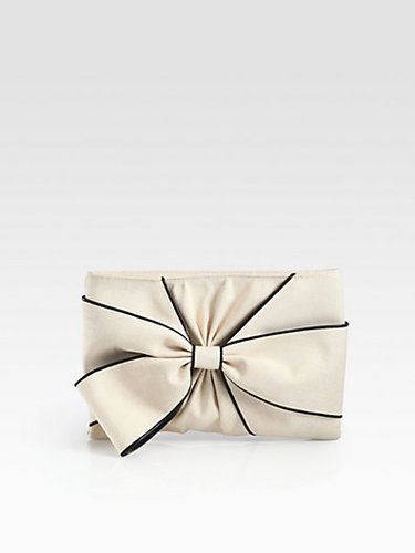 Kate Spade New York Jesslyn Canvas Clutch
