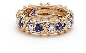Jean Schlumberger Sixteen Stone ring
