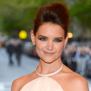 Pictures of Katie Holmes at the 2013 Met Gala