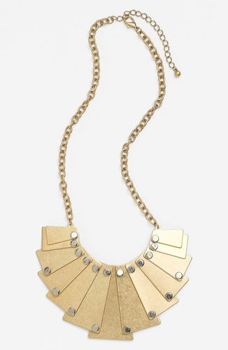 Cara Bib Necklace