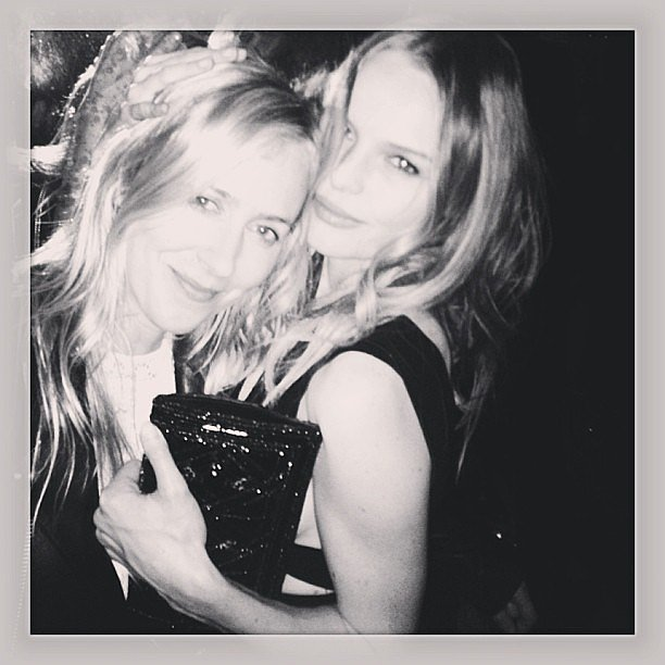 Cher Coulter and Kate Bosworth got tangled in each other at the Met Gala on Monday. Source: Instagram user chercoulter