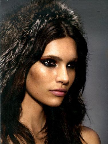 Fashion Beauty Theresa Moore
