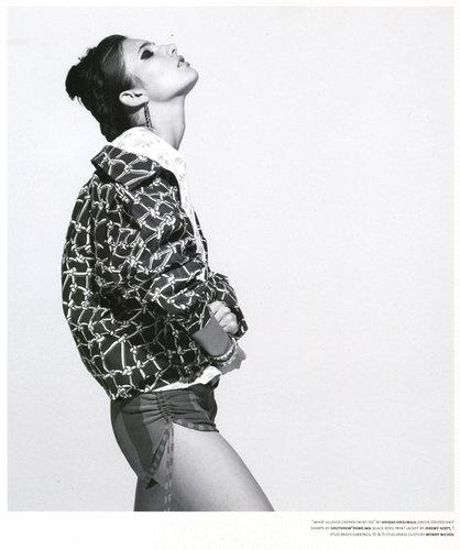 Successful Model Theresa Moore