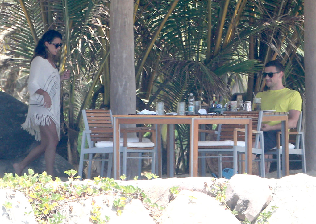 """Lea Michele """"Rests Up the Mind Body and Soul"""" in Mexico With Cory Monteith"""